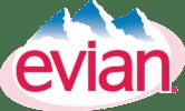 logo Evian (eaux)