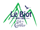 logo Le Biot Col du Corbier